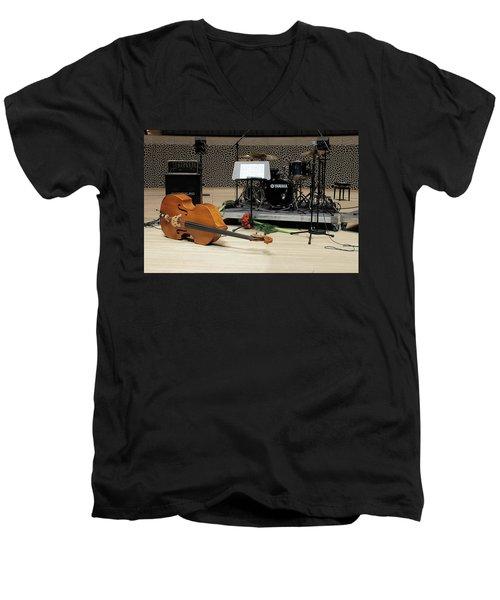 After The Concert Men's V-Neck T-Shirt