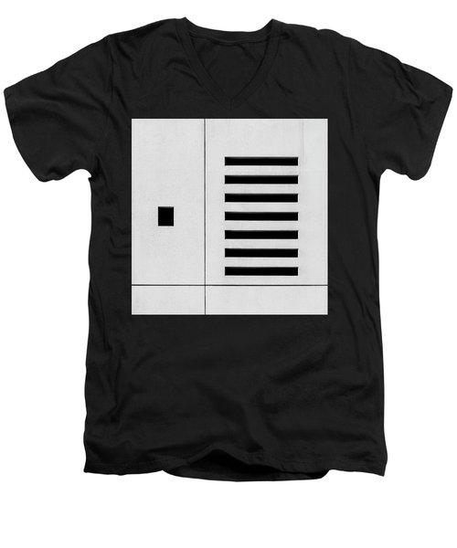 Aircon Men's V-Neck T-Shirt