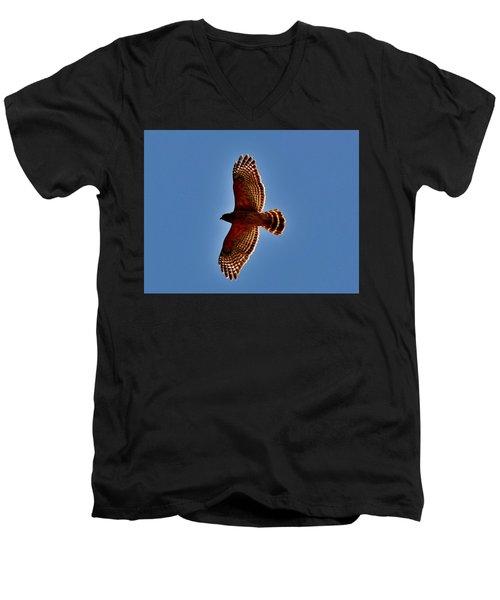 Osprey Men's V-Neck T-Shirt