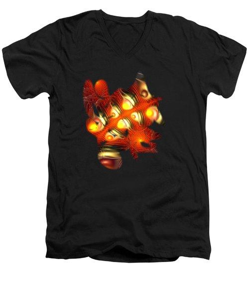 Alchemy Men's V-Neck T-Shirt