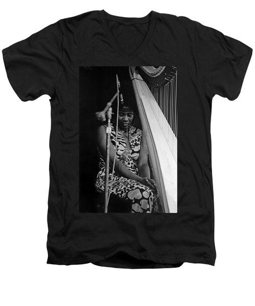 Alice Coltrane Men's V-Neck T-Shirt
