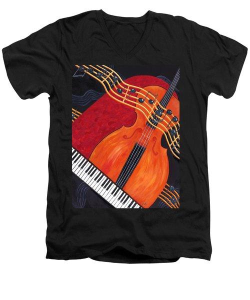 Allegro Men's V-Neck T-Shirt