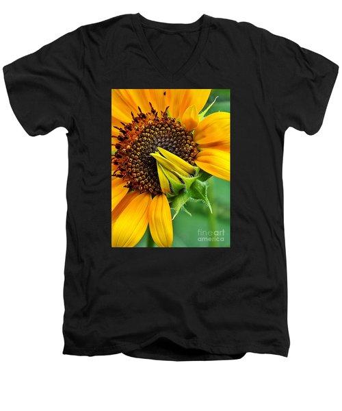Almost  Men's V-Neck T-Shirt