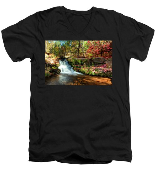 Along The Horton Trail Men's V-Neck T-Shirt