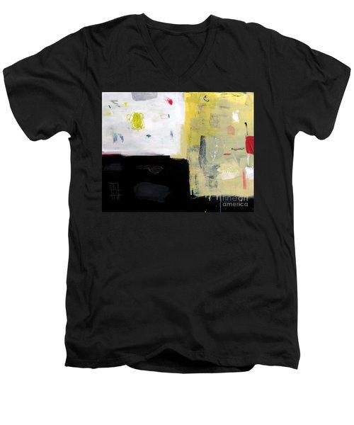 Alternance Men's V-Neck T-Shirt