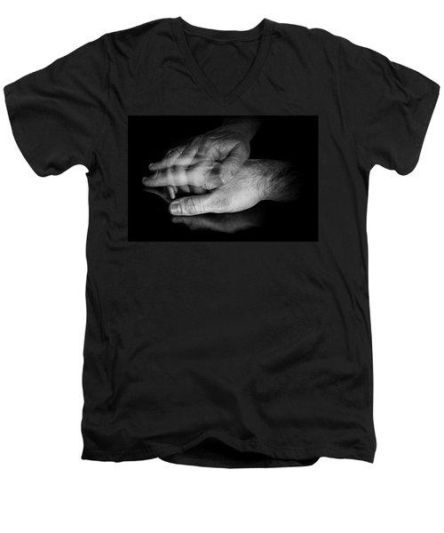 Always Men's V-Neck T-Shirt