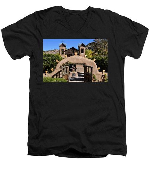 Always Open Men's V-Neck T-Shirt