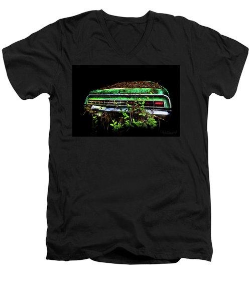 Amc Javelin  Men's V-Neck T-Shirt