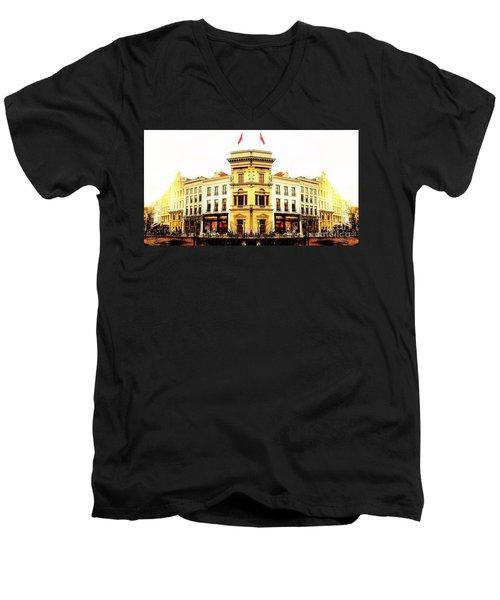 An Idea Of Utrecht Men's V-Neck T-Shirt