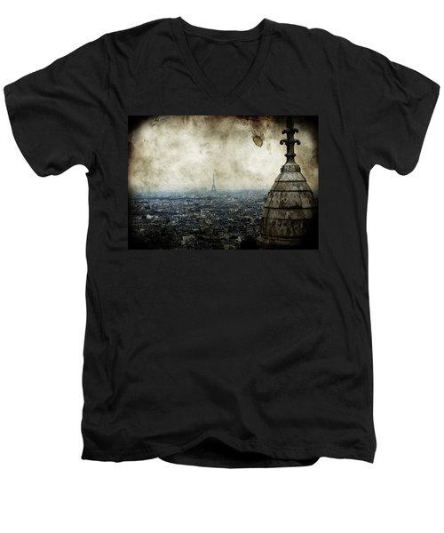 Anamnesis Men's V-Neck T-Shirt