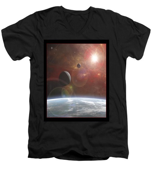Ananke Men's V-Neck T-Shirt
