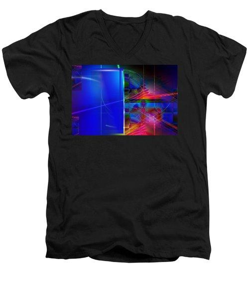 Andante Men's V-Neck T-Shirt