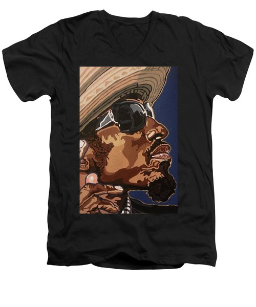 Andre 3000 Men's V-Neck T-Shirt
