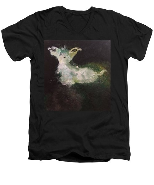 Animal Lover  Men's V-Neck T-Shirt