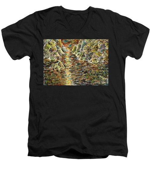 Another Days Eve Men's V-Neck T-Shirt