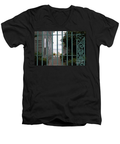 Another Life Men's V-Neck T-Shirt
