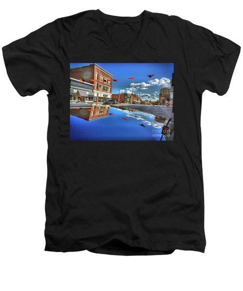 Another Pennsylvania Avenue Men's V-Neck T-Shirt