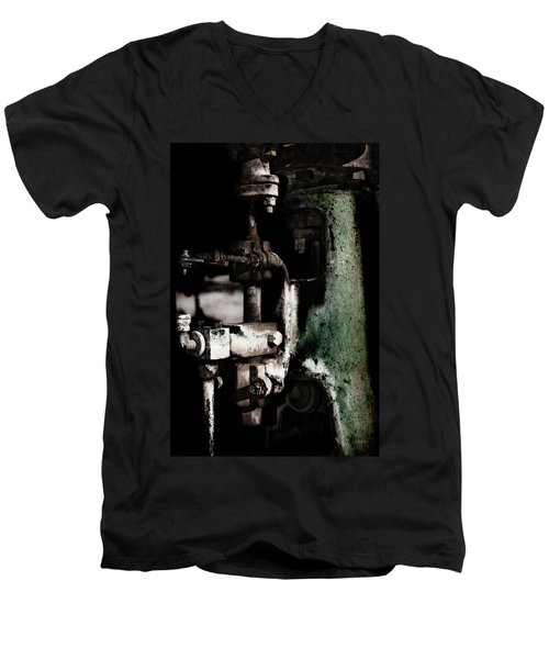 Antique Men's V-Neck T-Shirt by Joseph Westrupp