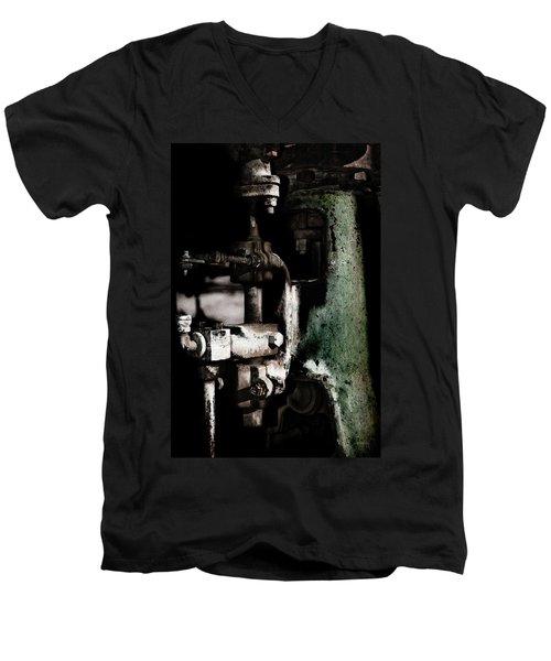 Antique Men's V-Neck T-Shirt