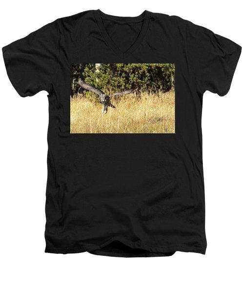 Anything Better Men's V-Neck T-Shirt