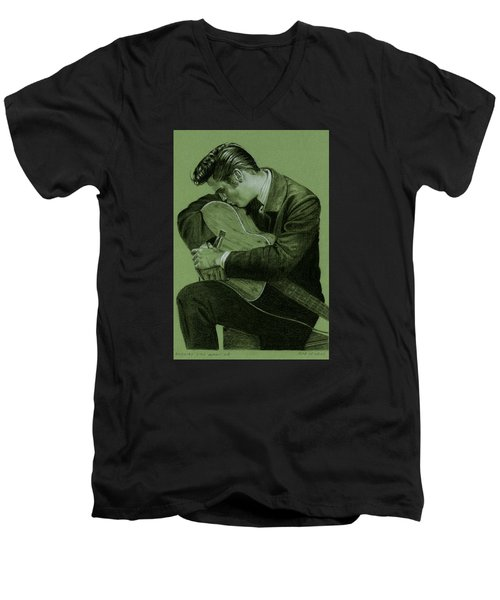 Anyway You Want Me Men's V-Neck T-Shirt