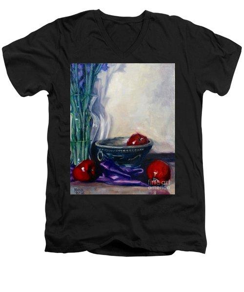 Apples And Silk Men's V-Neck T-Shirt