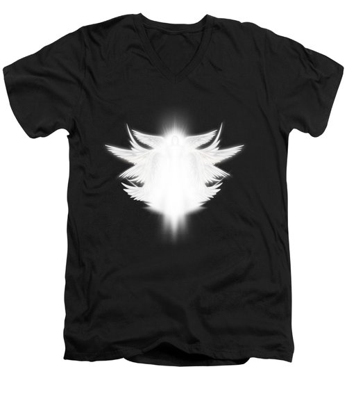 Archangel Men's V-Neck T-Shirt