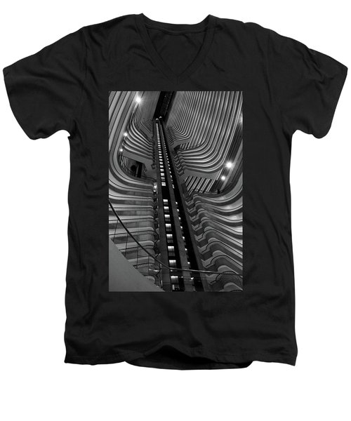 Architectural Beauty Men's V-Neck T-Shirt