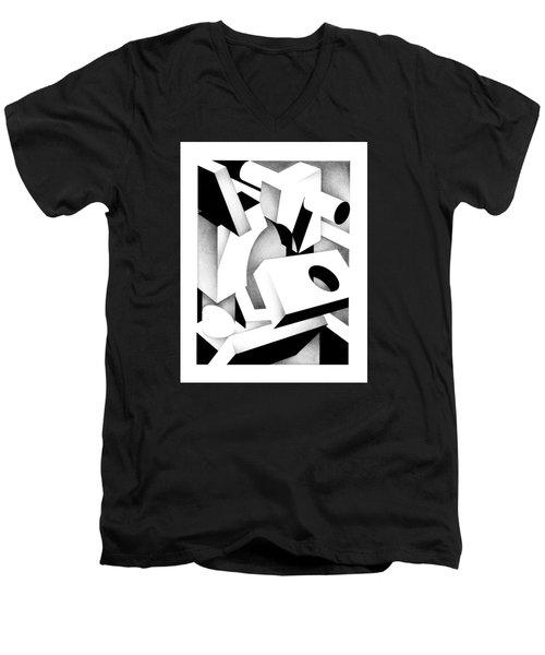 Archtectonic 2 Men's V-Neck T-Shirt