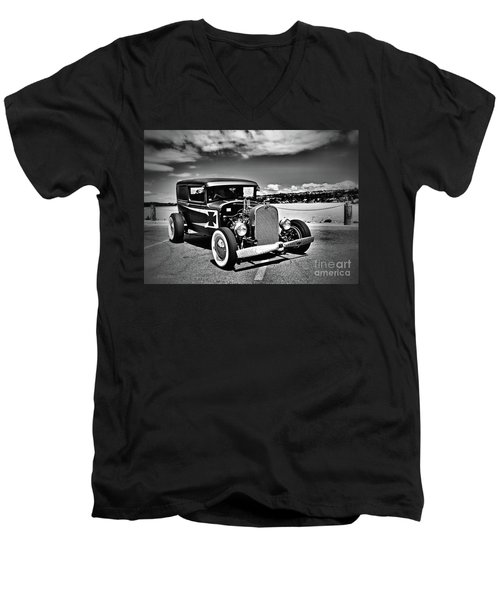 Are We Ready To Fly? Men's V-Neck T-Shirt