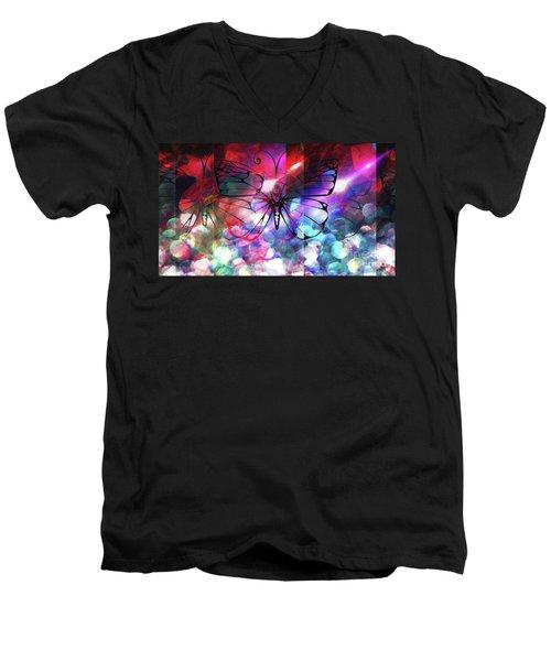 Arising Men's V-Neck T-Shirt