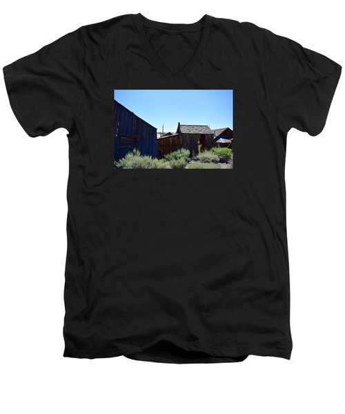 Arrested Decay Men's V-Neck T-Shirt