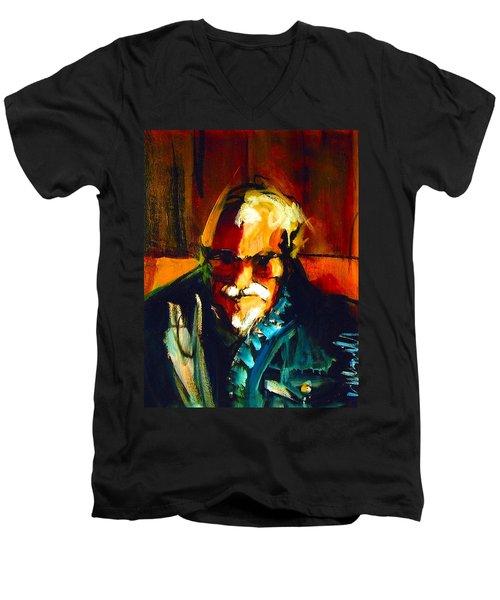 Artie Men's V-Neck T-Shirt