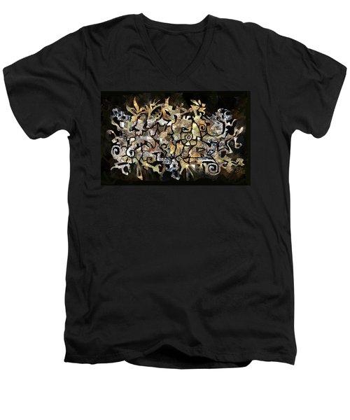 Artifacts Men's V-Neck T-Shirt