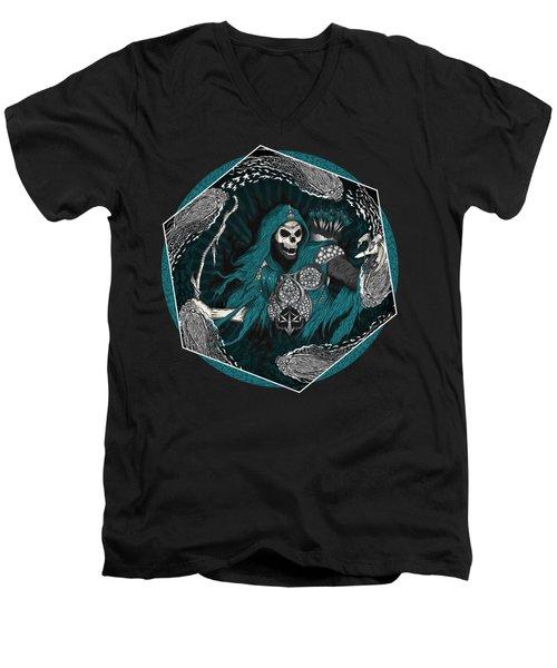 Underworld Archer Of Death Men's V-Neck T-Shirt