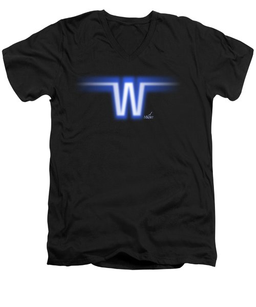 Beam W Men's V-Neck T-Shirt