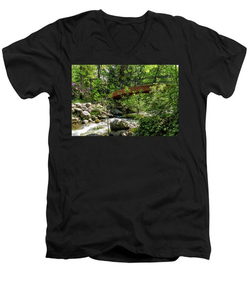 Ashland Creek Men's V-Neck T-Shirt