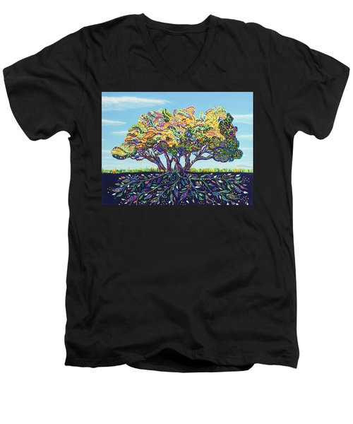 At The Country Place Men's V-Neck T-Shirt