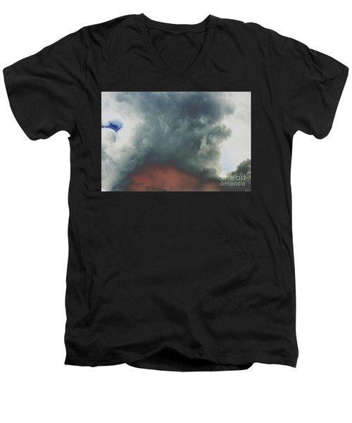 Atmospheric Combustion Men's V-Neck T-Shirt