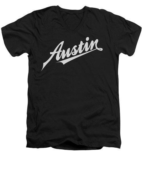 Austin Men's V-Neck T-Shirt