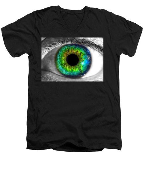 Aye Eye Men's V-Neck T-Shirt