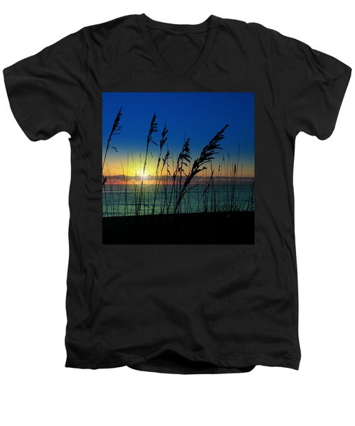 Bad Sea Oats  Men's V-Neck T-Shirt