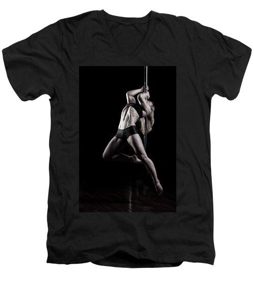 Balance Of Power 2012 Series #3 Men's V-Neck T-Shirt