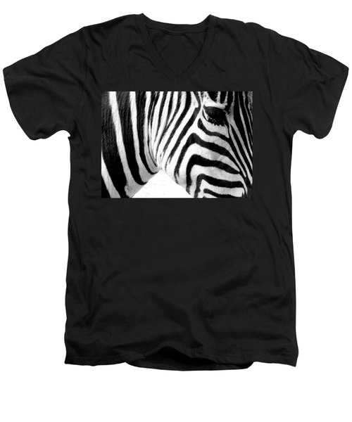 Banding Men's V-Neck T-Shirt