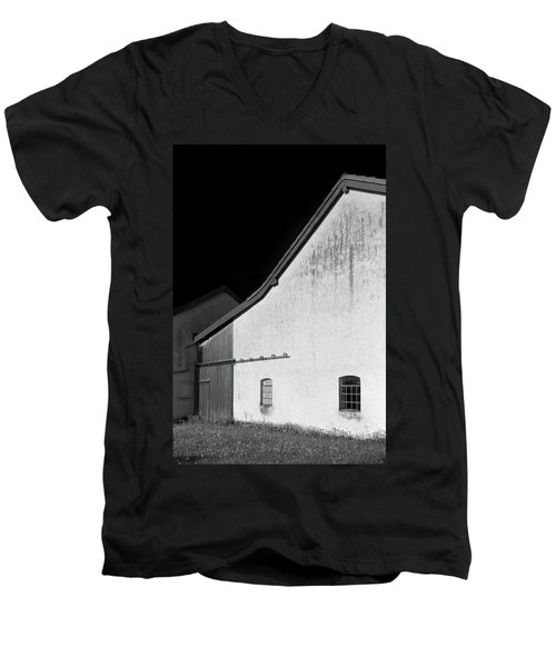 Barn, Germany Men's V-Neck T-Shirt by Brooke T Ryan