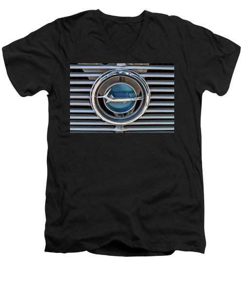 Barracuda Emblem Men's V-Neck T-Shirt
