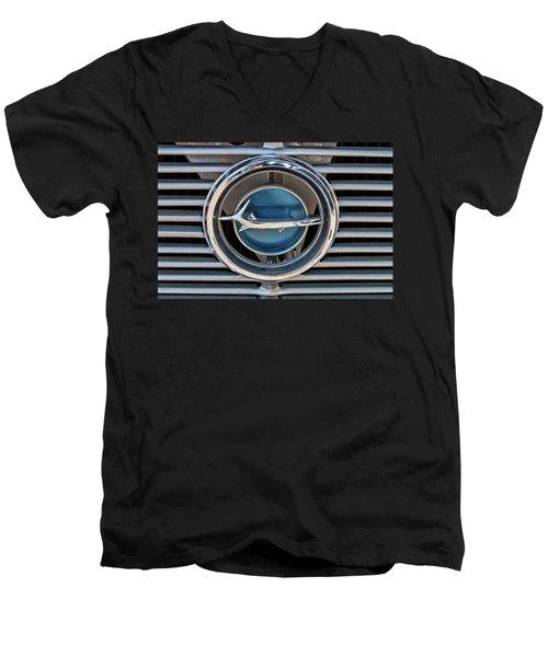 Barracuda Emblem Men's V-Neck T-Shirt