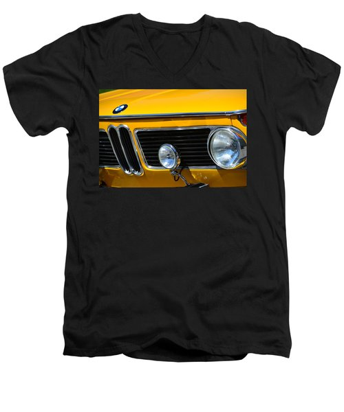 Men's V-Neck T-Shirt featuring the photograph Bavarian Nose by John Schneider