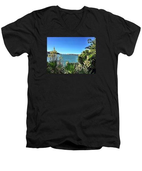 Bayview Men's V-Neck T-Shirt