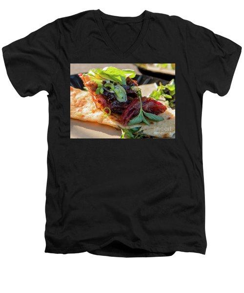 Bbq Beef 3 Men's V-Neck T-Shirt